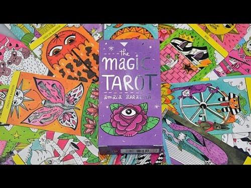 The Magic Tarot