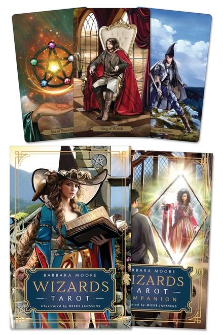 Wizards Tarot