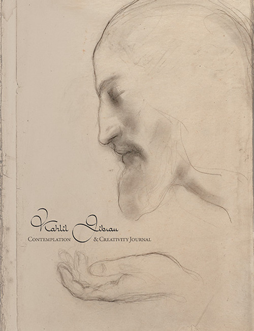Kahlil Gibran - Contemplation & Creativity Journal