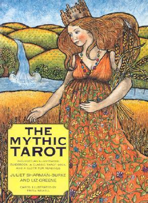The Mythic Tarot Deck & Book Set