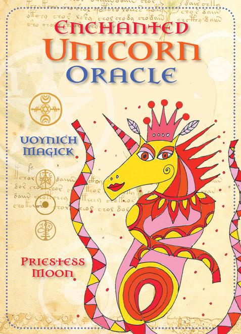 Enchanted Unicorn Oracle