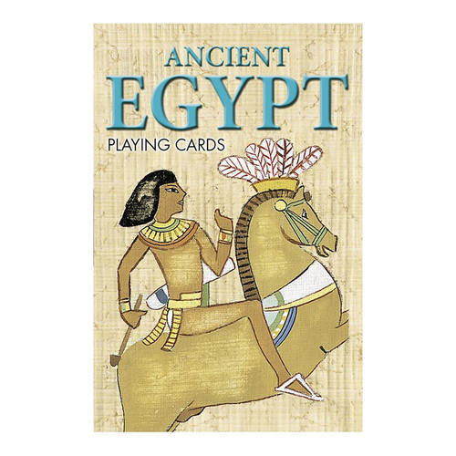 Ancient Egypt Playing Cards
