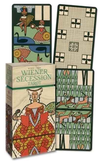 Wiener Secession Tarot Deck