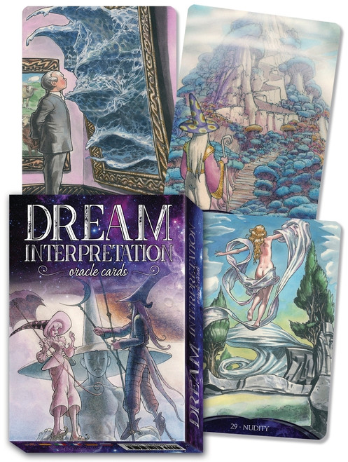 Dream Interpretation Cards