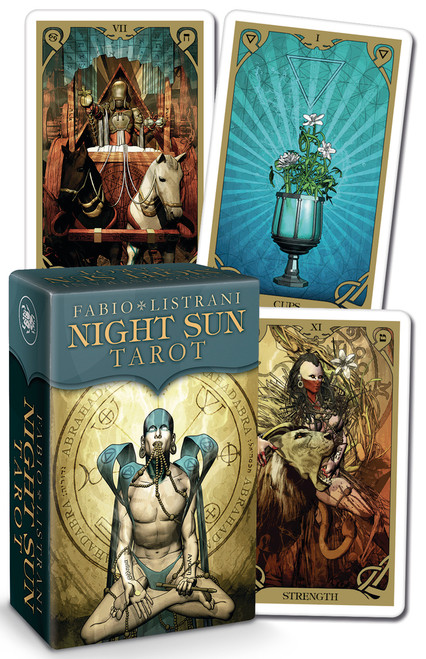 Night Sun Tarot - Mini Ed.