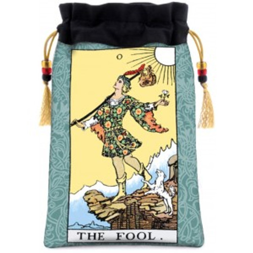Rider Waite - The Fool Tarot bag