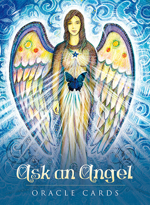 Ask An Angel Oracle Cards - 2nd Edition