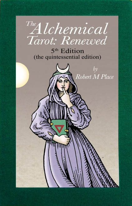 Alchemical Tarot: Renewed: 5th Edition