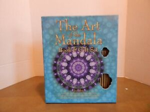 The Art of the Mandala Book & Gift Set