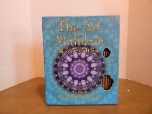 The Art of the Mandala Book & Gift Set