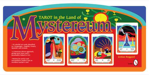 Tarot in the Land of Mystereum: An Imagination Primer