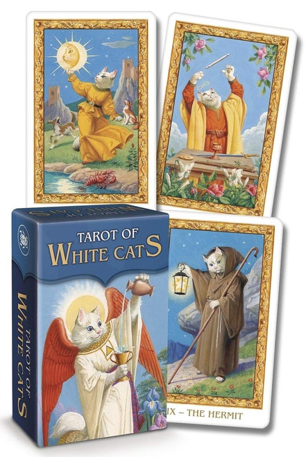 Tarot of White Cats - Mini