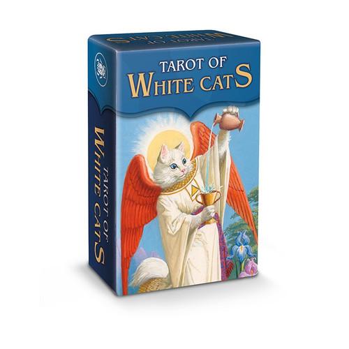 Tarot of White Cats - Mini