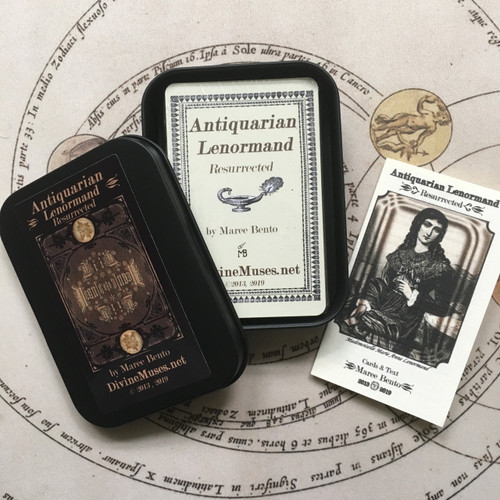 Antiquarian Lenormand: Resurrected