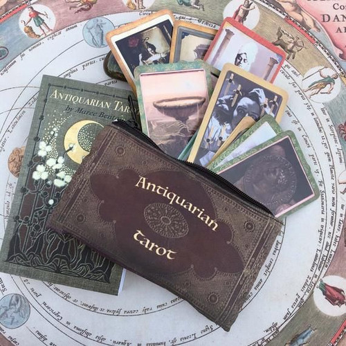 Antiquarian Tarot & Book Set