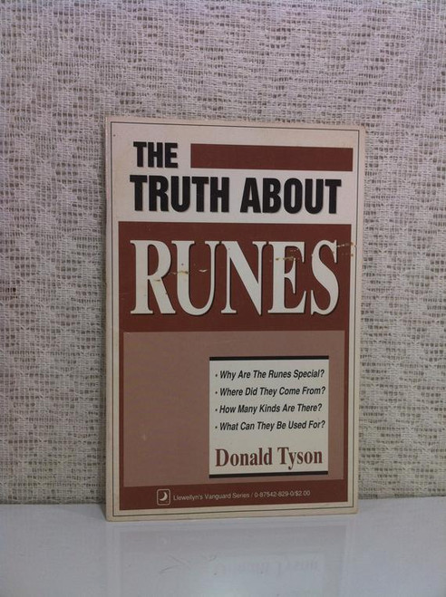 The Truth About RUNES - 1989 edition