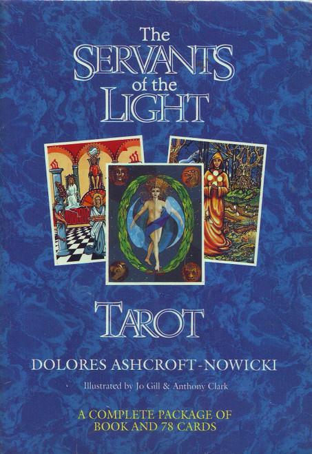 The Servants of the Light Tarot