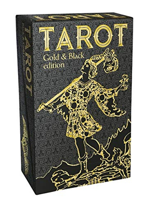Tarot Gold & Black Edition
