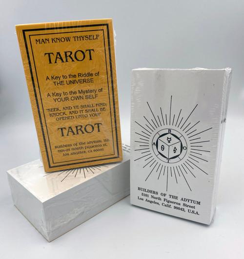 B.O.T.A. - Builders of the Adytum Tarot deck