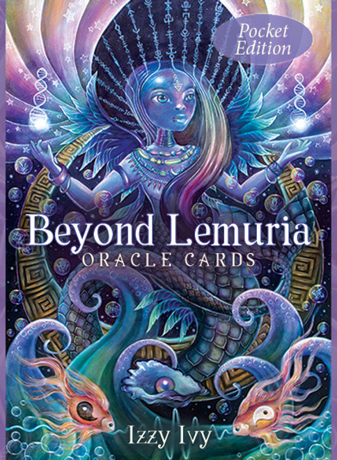 Beyond Lemuria Oracle Cards - Pocket Edition