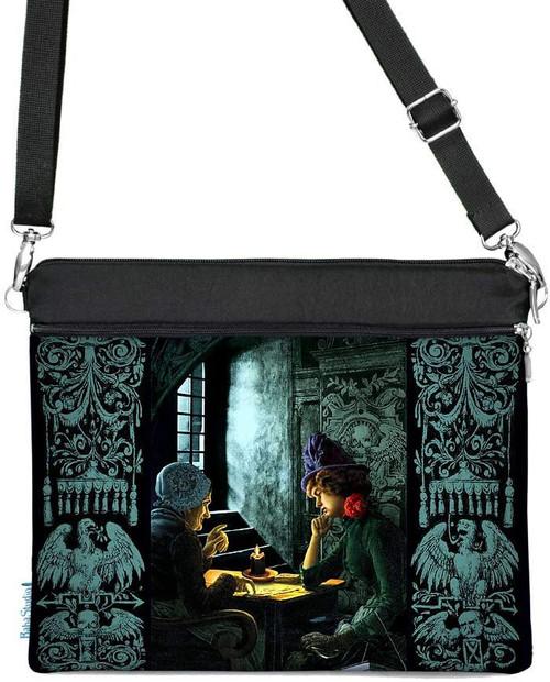 Bohemian Gothic - The Tarot Reader Messenger Bag