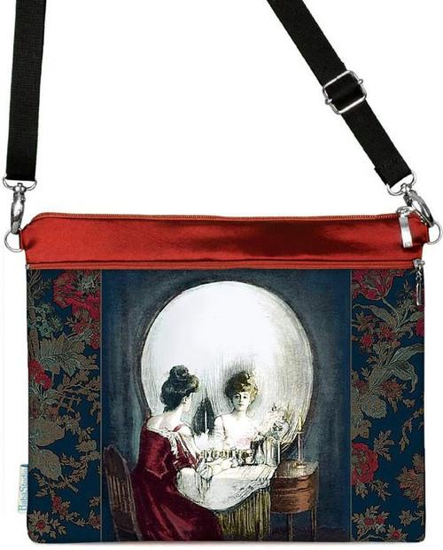 Bohemian Gothic - Vanity - Memento Mori - Messenger Bag