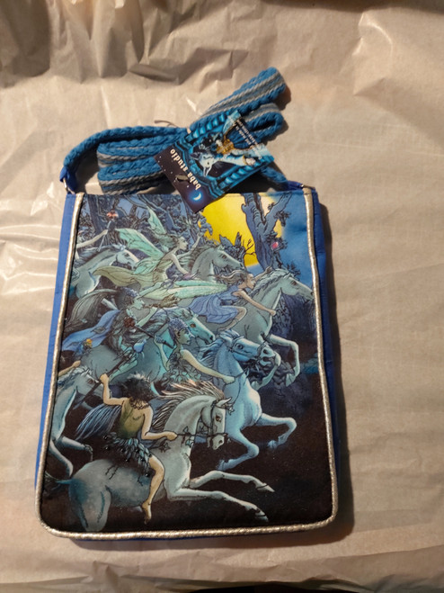 'The Fairy Hunt' shoulder bag