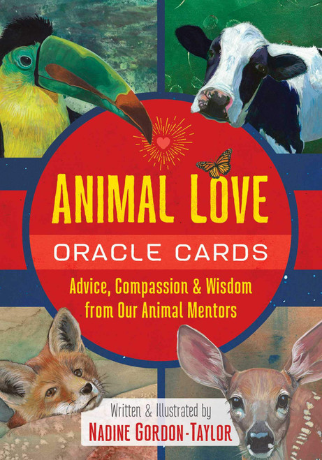 Animal Love Oracle Cards