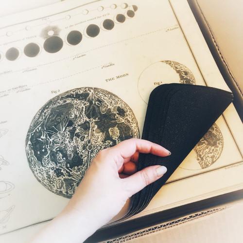 Divine Muses Spread Mat - Moon Magic