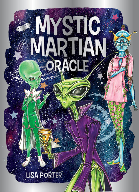 Mystic Martian Oracle