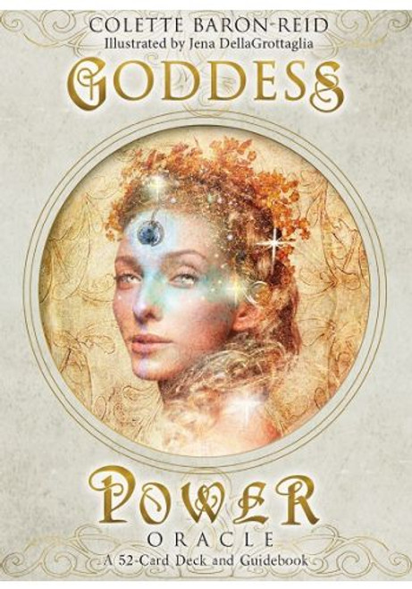 Goddess Power Oracle Cards: Portable Edition