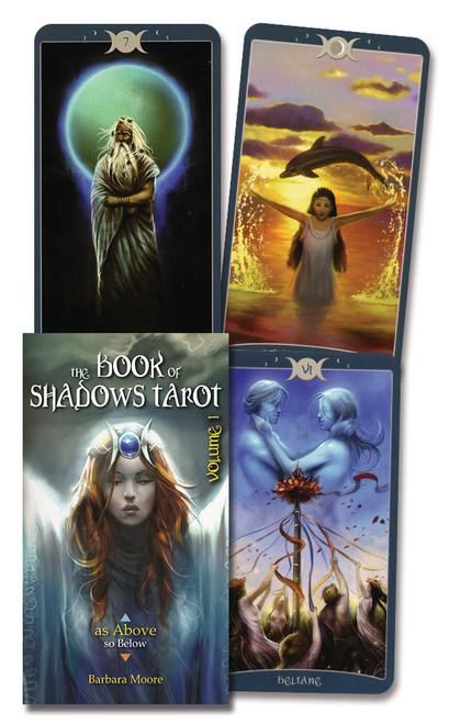 "The Book of Shadows Tarot - Vol. I ""As above"""
