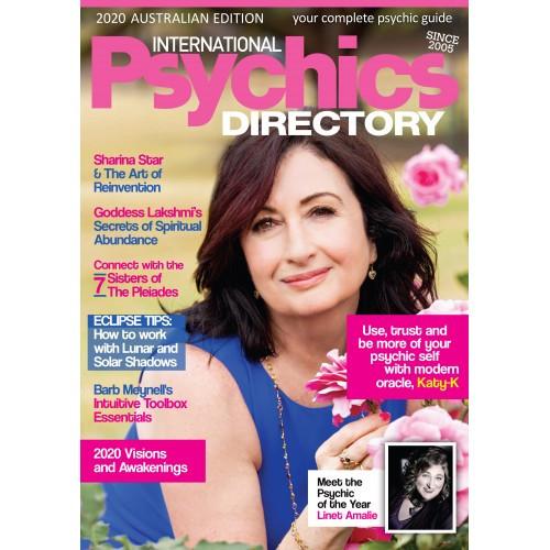 International Psychics Directory - 2020 Australian Edition