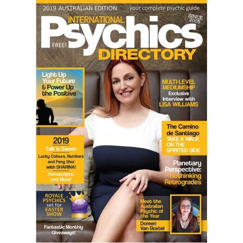 International Psychics Directory - Australian Edition 2019