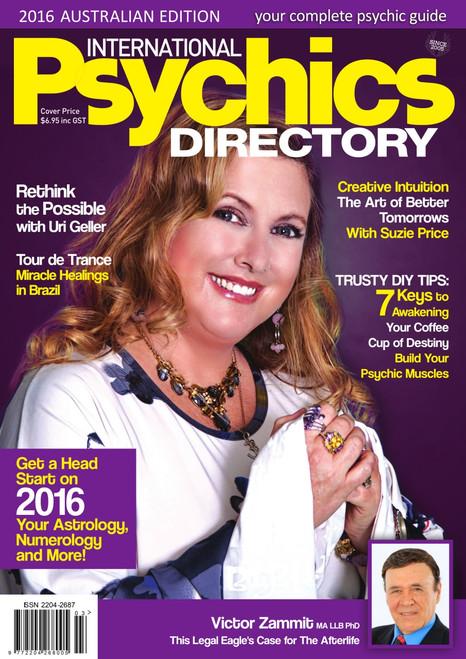 International Psychics Directory - Australian Edition 2016