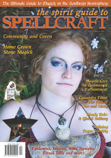 The Spirit Guide to SPELLCRAFT - Issue 12, Autumn 2009