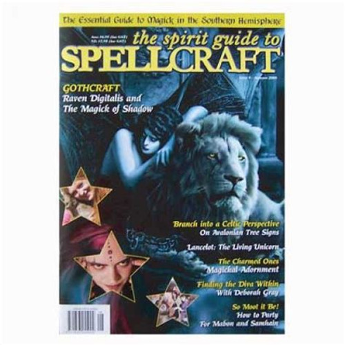The Spirit Guide to SPELLCRAFT - Issue 8, Autumn 2008