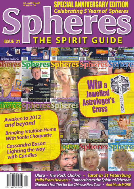 Spheres: The Spirit Guide - Issue 21