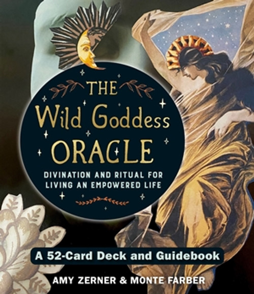 The   Wild Goddess Oracle Deck and Guidebook