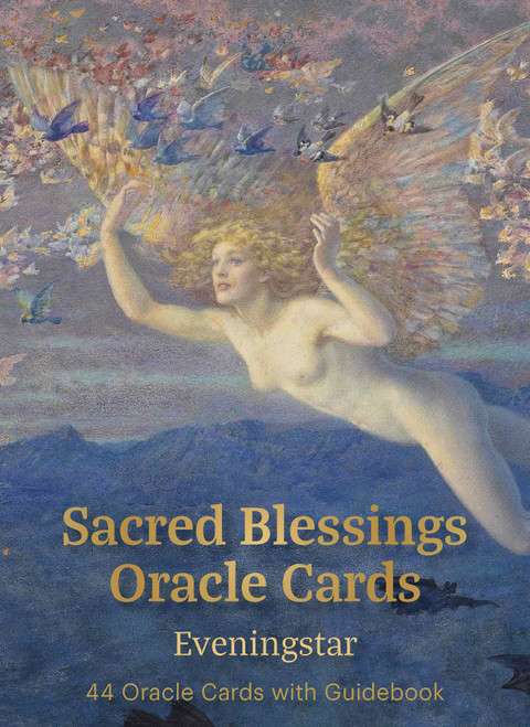 Sacred Blessings Oracle Cards