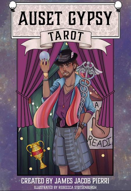 Auset Gypsy Tarot Deck