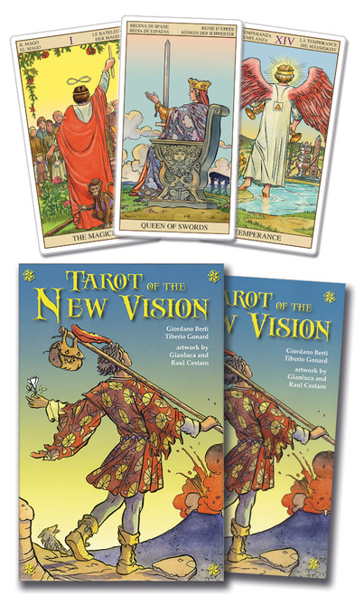 Tarot Of The New Vision - New Edition