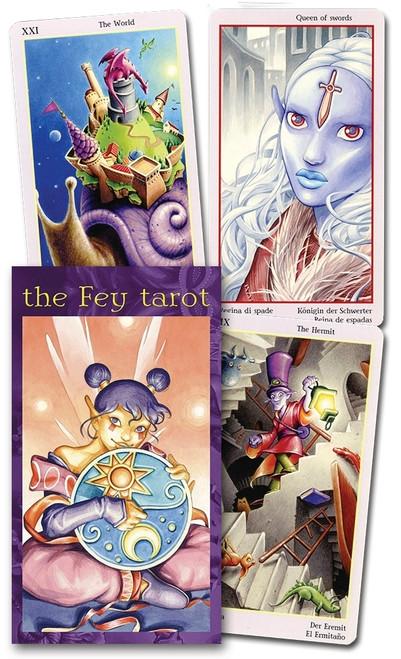 Fey Tarot Cards