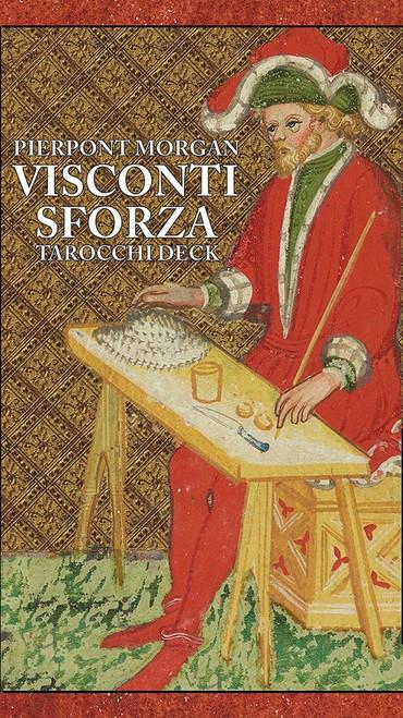 Visconti-Sforza Pierpoint Morgan Tarocchi Cards