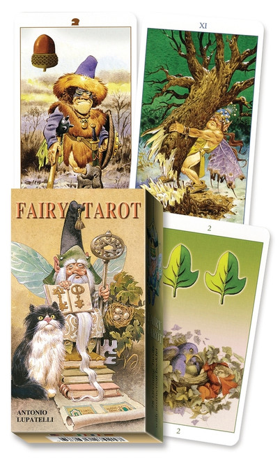 Fairy Tarot Cards dup