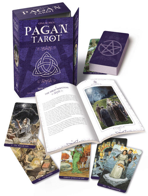 Pagan Tarot Kit dup