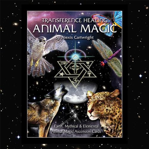 Transference Healing Animal Magic Card Set