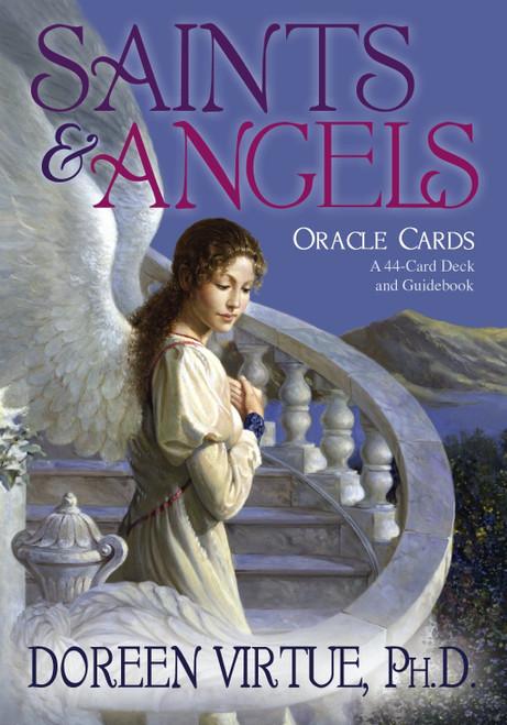 Saints & Angels Oracle Cards