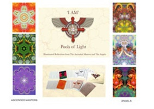 'I AM' - Pools of Light Card Set