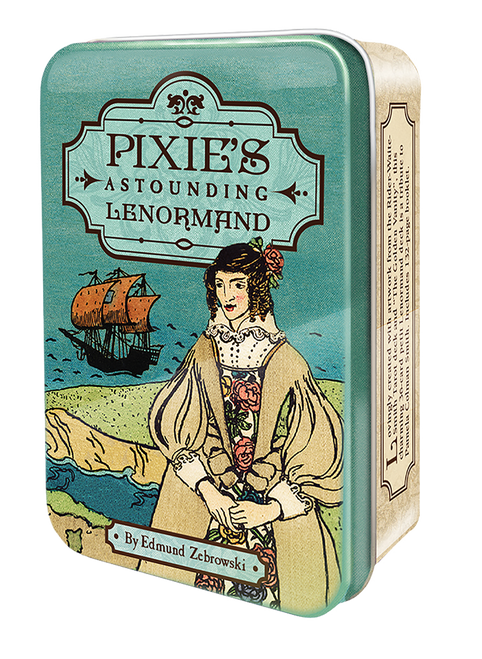 Pixie's Astounding Lenormand - in a tin